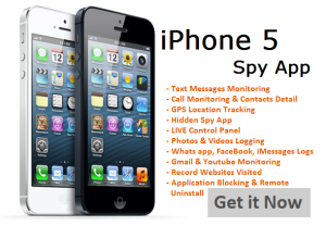 The best app spy phone for iPhone 5S to catch a cheating spouse