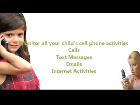 iSpyoo - Mobile Phone Tracking Software To Monitor Children!