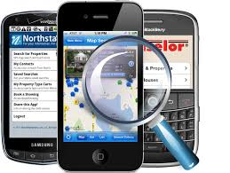 Cell Phone Tracking History